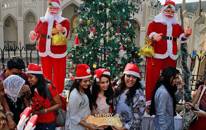 Christmas-Celebration-in-India