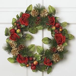 50 Amazing Christmas Wreath Decorating Ideas 2016 - Christmas ...