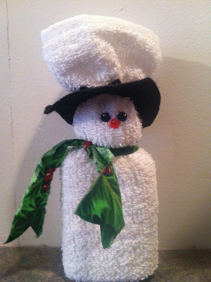 DIY-Snowman