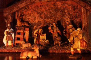 The Manger Picture