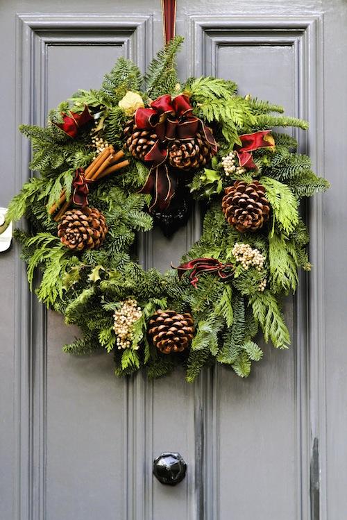 Top Christmas Wreath Ideas Christmas Celebration All About Christmas