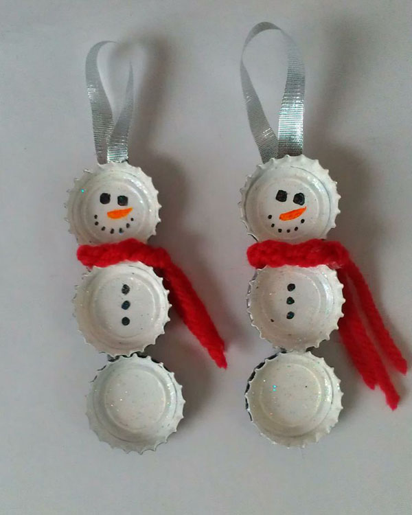 bottle-cap-snowmen