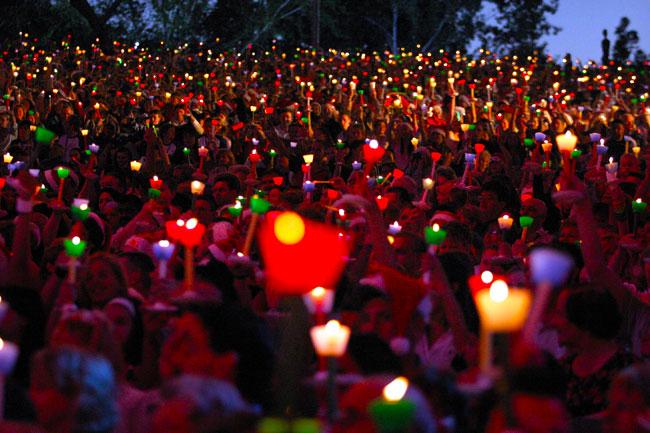 Christmas Carols By Candlelight Australia Christmas
