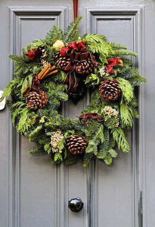 christmas wreath decorating ideas 08