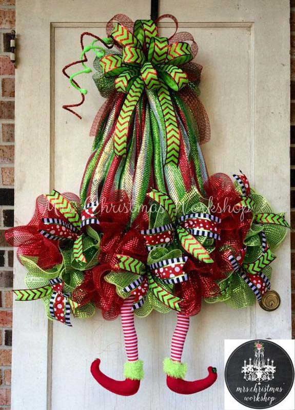 Top christmas wreath ideas celebration all