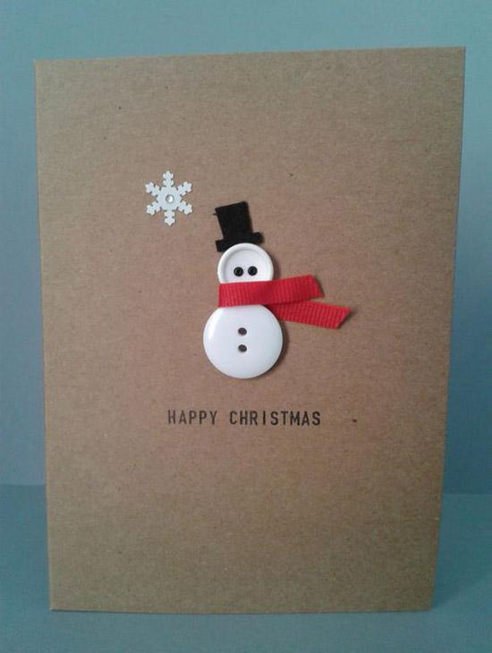 Best Easy Diy Christmas Card Ideas Christmas Celebration All