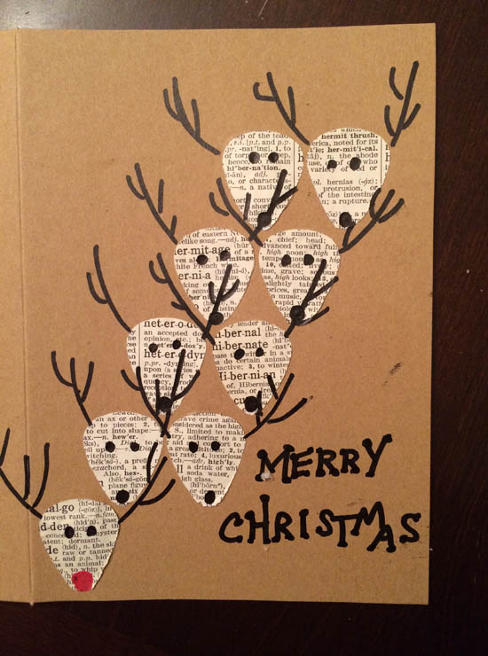 Best Easy Diy Christmas Card Ideas Christmas Celebration All About Christmas