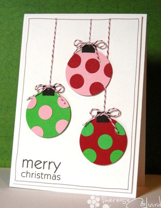 Best Easy DIY Christmas Card Ideas - Christmas Celebration ...