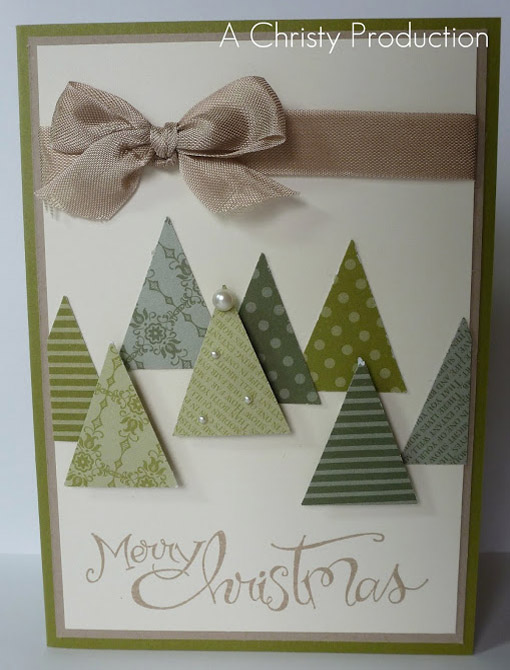 Best easy diy christmas card ideas christmas celebration for Easy diy christmas cards