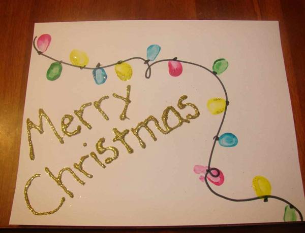 Best Easy DIY Christmas Card Ideas , Christmas Celebration