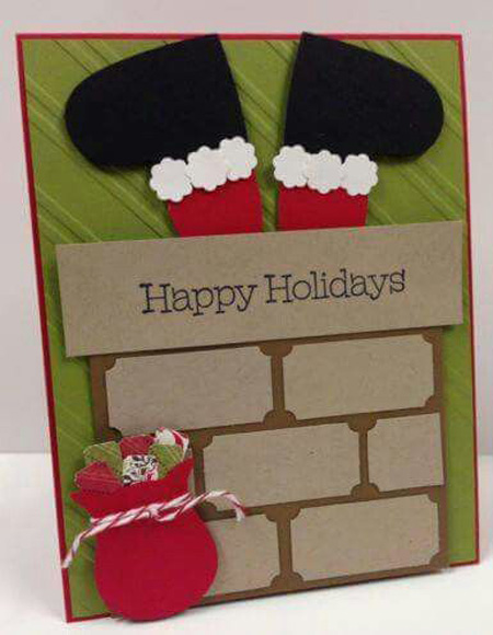 Ideas For Christmas Cards Pictures.Best Easy Diy Christmas Card Ideas Christmas Celebration