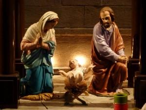 history of christmas jesus christ birth