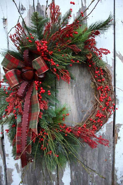 Source Pixabay En Wreath Flowers Floral Poinsettias 14591