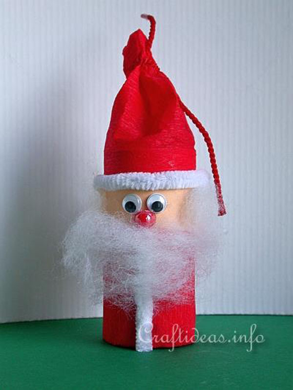 Santa Craft: DIY Paper Mache Project - Darice | 798x600