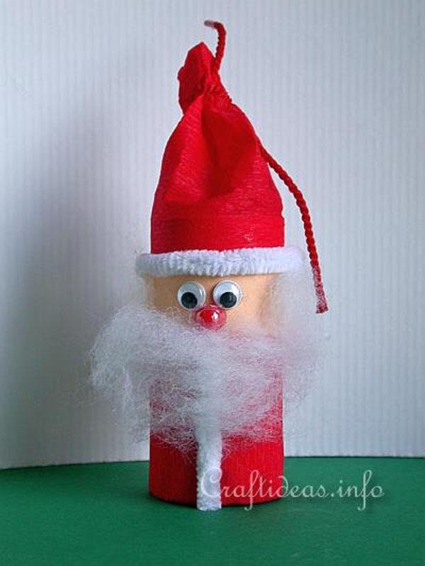 paper-tube-santa-claus