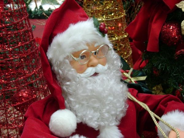 santa clause history 3