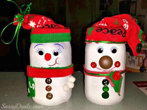 snowmen-mason-jar-christmas-crafts