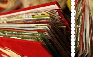 Christmas Scrapbooks. Photo Credit: www.shimelle.com