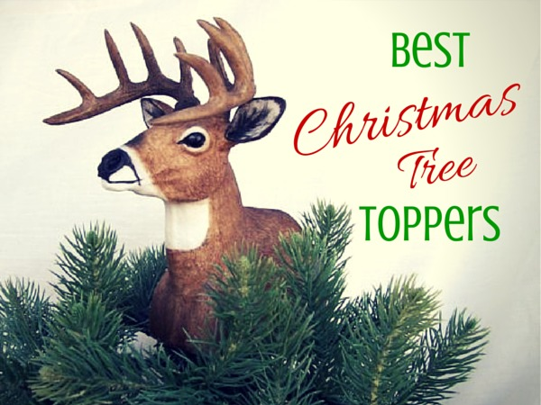 Best Christmas Tree Toppers Christmas Celebration All About