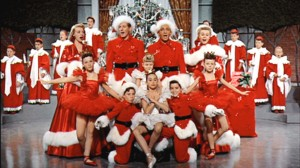 Bing Cosby and the others in White Christmas. Photo Credit: http://hqwallpapersplus.com/wp-content/uploads/2013/12/Bing-Crosby-White-Christmas-Movie-Wallpapers-7.jpg