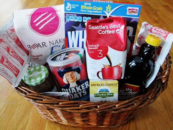 Christmas Hamper Ideas for Mother
