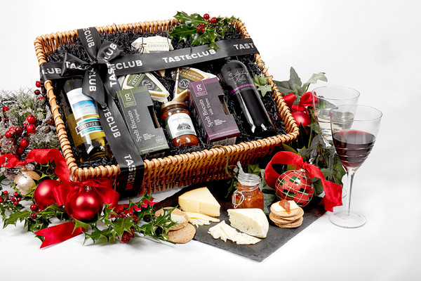 Top Christmas Food Hamper Ideas Christmas Celebration