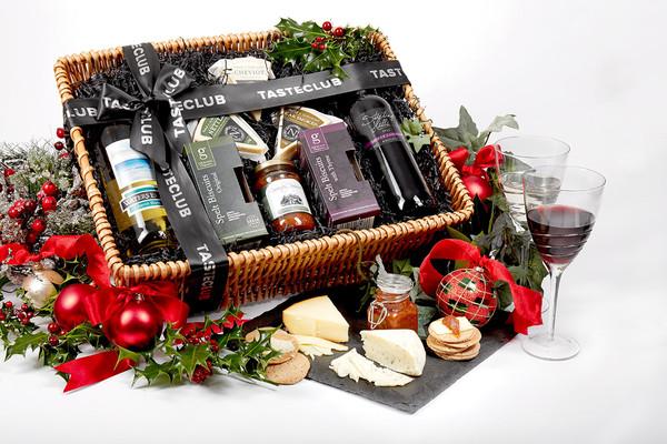 Organic Christmas Food Items