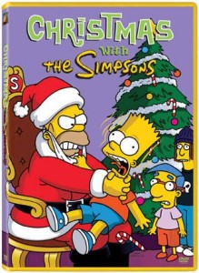 Spend your Christmas with The Simpsons!