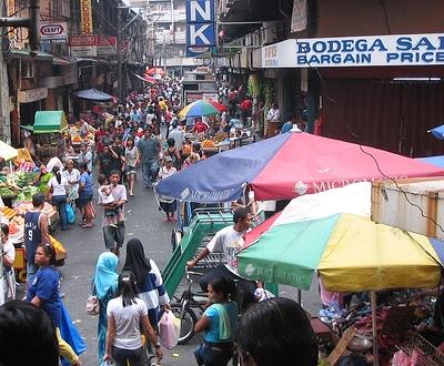 Divisoria-Night-Market