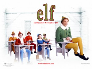 Will Ferrell as an Elf! Photo Credit: http://images.fanpop.com/images/image_uploads/Elf-will-ferrell-272952_1024_768.jpg
