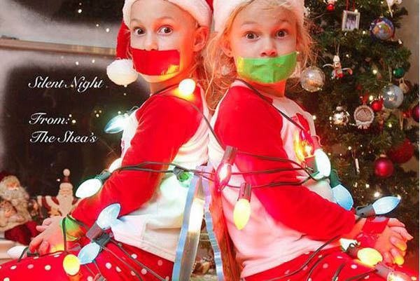 Funny Christmas Cards And Photo €�