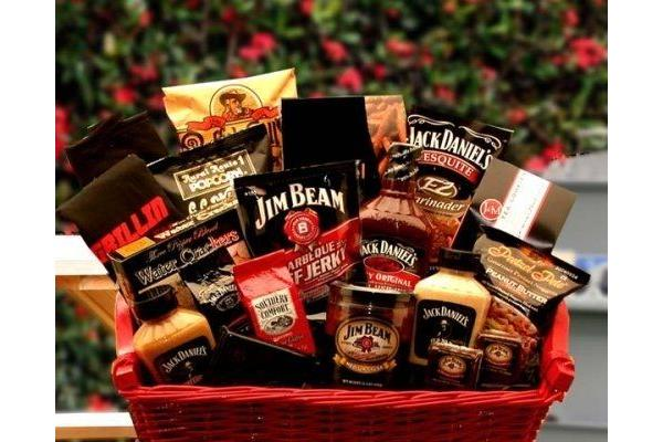 Homemade Christmas Food Gift Basket Ideas Decorating Interior Of