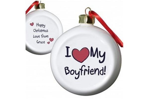 Personalized Christmas Ornaments Photo