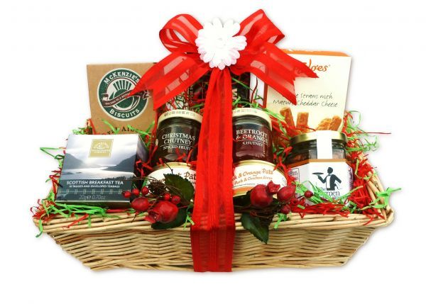 after that you can make up your own baking goods hamper this makes for a cheap food hampers which will be loved by anybody who loves to eat