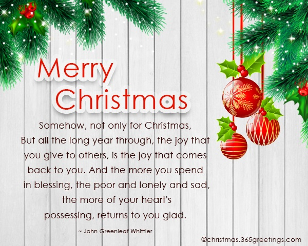 Best Christmas Quotes.Merry Christmas Quotes And Wordings Christmas Celebration