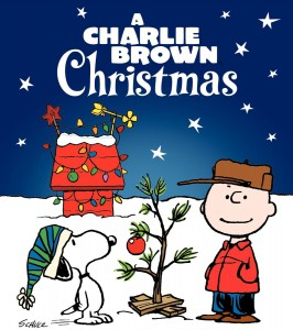 Charlie Brown and Snoopy celebrating Christmas. Photo Credit: http://didyouseethatone.files.wordpress.com/2011/12/charlie-brown-2.jpg