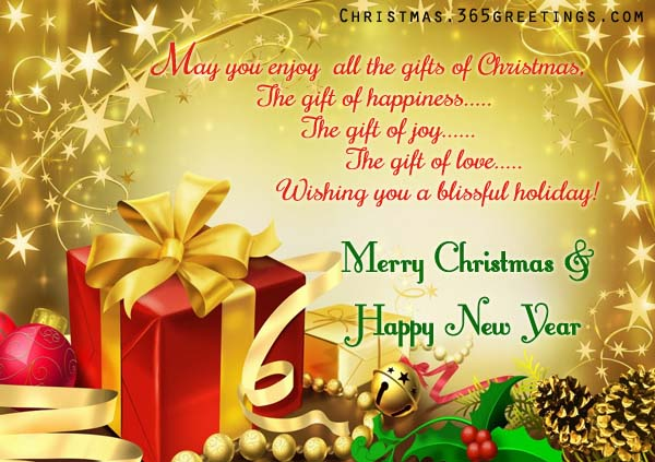christmas greetings and messages