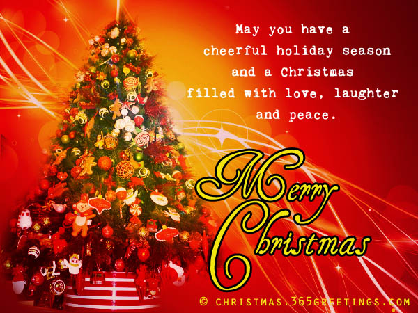 Sample christmas greeting selol ink sample christmas greeting m4hsunfo