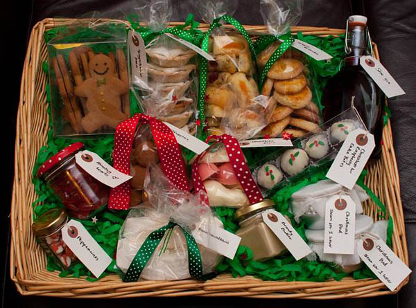 Top Christmas Food Hamper Ideas Christmas Celebration All About Christmas