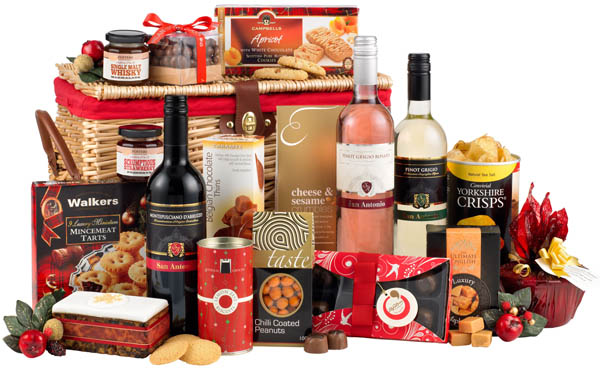 Christmas Food Hamper Ideas