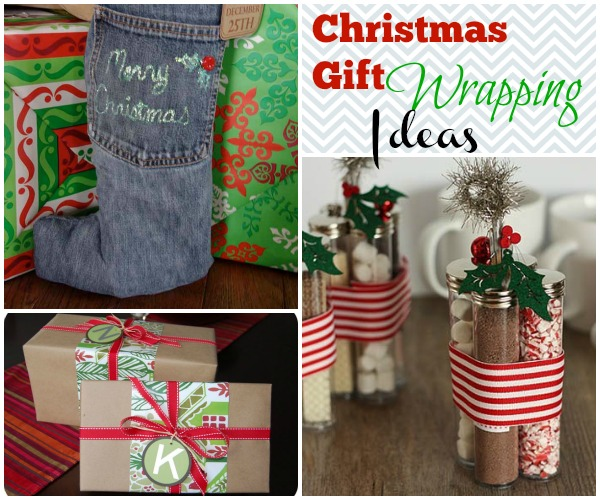Creative christmas gift wrapping ideas to make your gifts for Creative christmas ideas