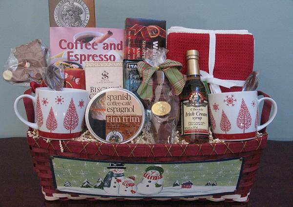 Christmas gifts for boyfriend christmas celebration for Homemade christmas gift baskets for couples
