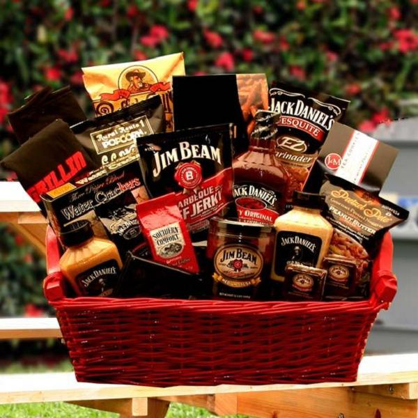 Christmas Hamper Ideas for Friends