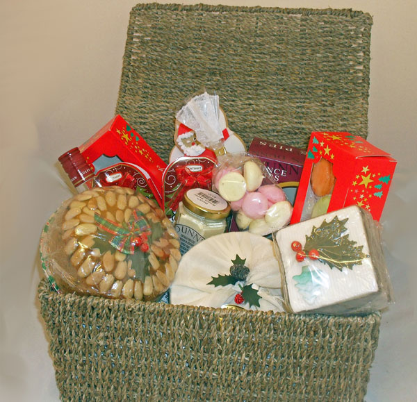 Christmas Hamper Ideas for Wife