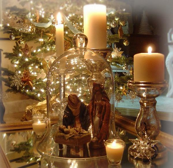 Wonderful christmas decorating ideas for 2016 christmas for Cheap christmas decoration ideas