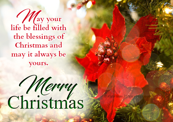 Merry Christmas Wishes And Short Christmas Messages Christmas
