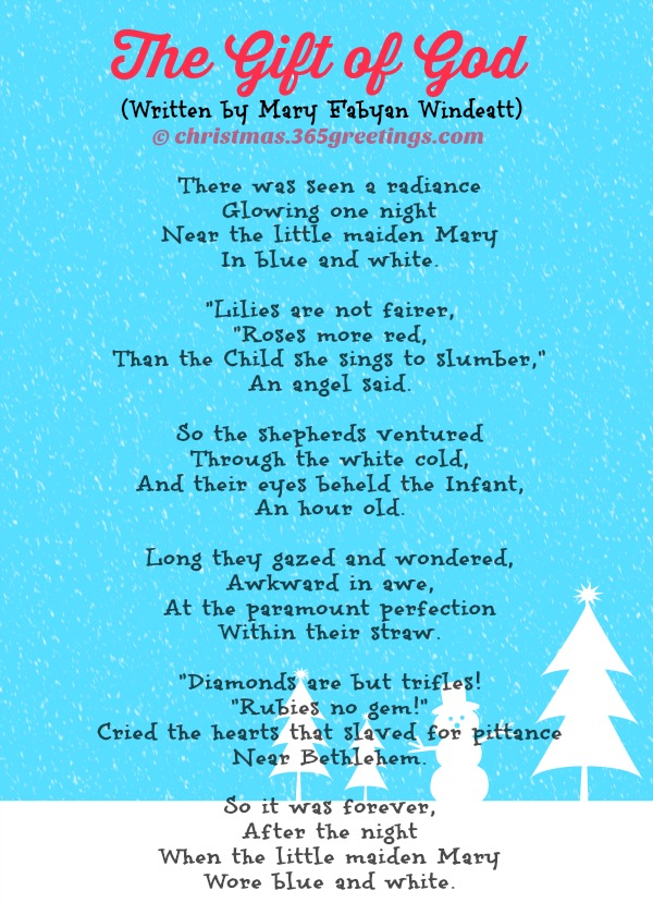 christmas poems 02