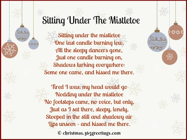 Short Christmas Poems - Christmas Celebration - All about