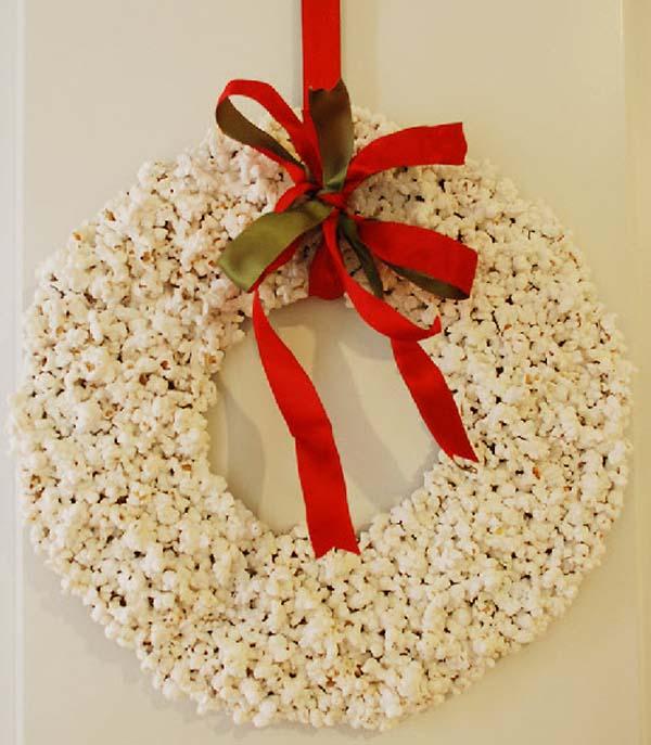 christmas-popcorn-wreath