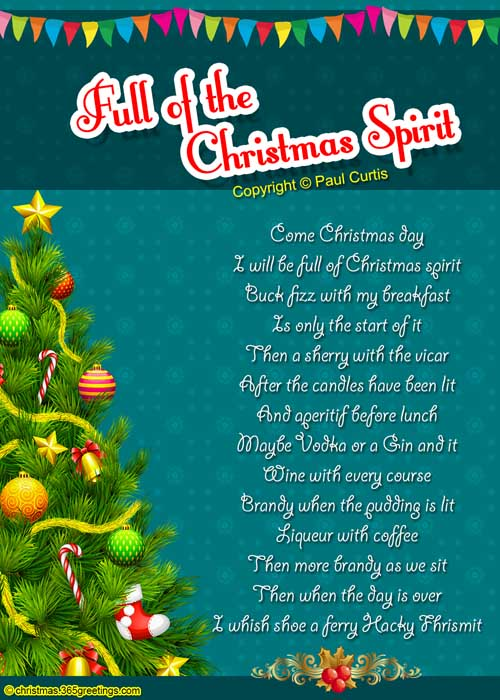 christmas-spirit-poems